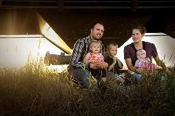 Driedger family