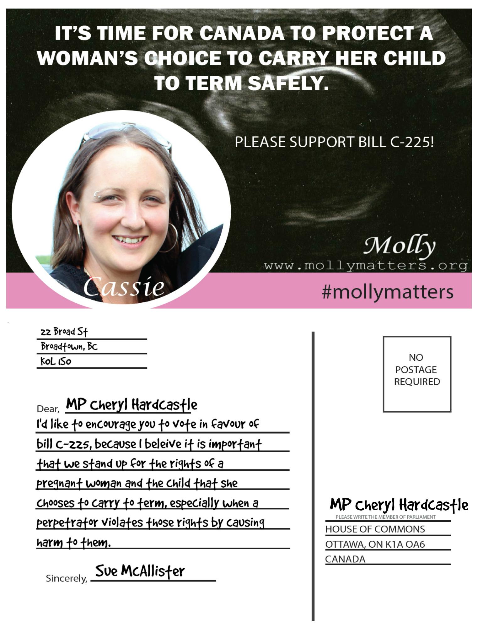 Molly Matters postcard final