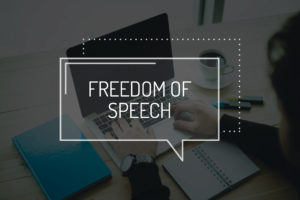 Freedom of speech being fought for on Canadian university campuses