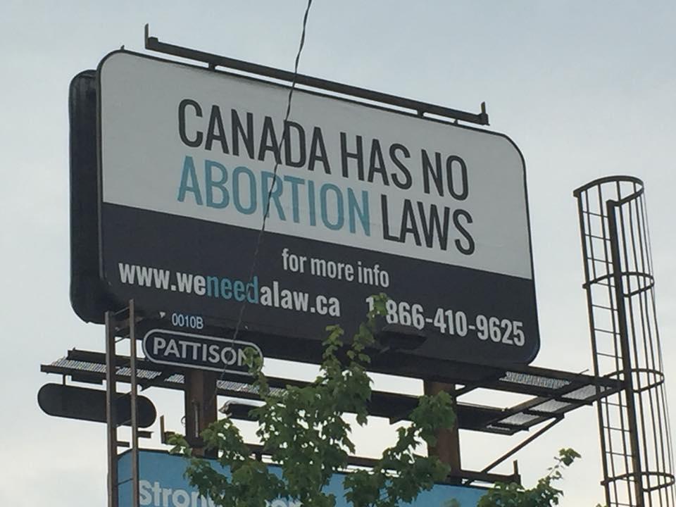 Halifax billboard