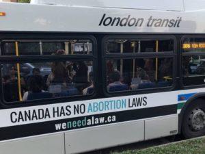 pro-life bus ads